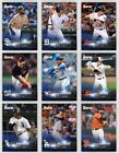 2018 TOPPS BUNT BLUE PARALLEL YOU PICK 9 CARD LOT 275+ UNIQUE CARDS
