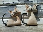 Primitive Grungy Kitty Cat Ornies Bowl Fillers Shelf Sitters Decor