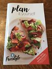 Weight Watchers 2018 Freestyle PLAN IT YOURSELF Meal Planner + Recipes
