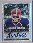 Andre Reed Bills 2017 Leaf Sports Heroes All-Star Signatures Auto 25 25