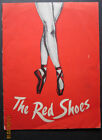 MICHAEL POWELLDIRMOIRA SHEARER THE RED SHOES VINTAGE 1948 MOVIE PROGRAM