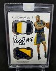 Reggie Miller 2016-17 Flawless Dual Patch Auto #'d 11 15
