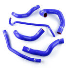2005 2006 Ford Mustang GT 46L V8 Silicone Coolant Radiator Hose Pipe Kit Blue