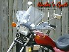 Honda V45 V65 VF 700 750 1100 S Sabre - S28C Clear Sport Fairing / Windshield