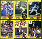 Mark McGwire 1991 Kenner Starting Lineup card
