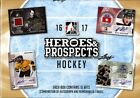 2016 17 LEAF ITG HEROES AND PROSPECTS HOCKEY HOBBY BOX