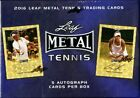 2016 LEAF METAL TENNIS 12 BOX CASE