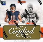 2017 PANINI DONRUSS CERTIFIED CUTS FOOTBALL HOBBY BOX