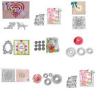 New Styles Paper Cutting Dies Stencil Scrapbooking Embossing Card Craft Tool New