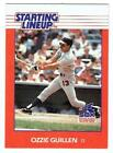 OZZIE GUILLEN White Sox ~ 1988 Starting Lineup card ~ FREE SHIPPING