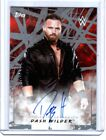 2018 Topps WWE Road to WrestleMania Trading Cards 16