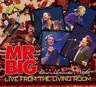 MR BIG Live From the Living Room cd (acoustic show )