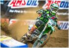 ELI TOMAC Kawasaki KX450 Supercross ACTION POSTER Monster Energy Amsoil kx450f