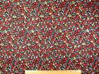 Kaleidoscope Mosaic Stained Glass Look cotton fabric BY THE YARD BTY