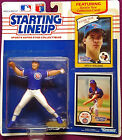 1990 Mitch Williams Starting Lineup CUBS New In Pkg (28 yr old unit) VERY RARE