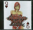 Seductive Luck Can't Be Tamed CD new Indie Hair Metal reissue