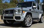 24 Wheels For Mercedes Benz G Wagon G500 G550 G55 G63 24x10 Inch RF 24 Rims Set