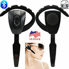 Wireless Bluetooth Headset Stereo Headphone For Android IOS Mobile PC Tablet