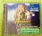 Hannah Montana Miley Cyrus  Best of Both Worlds Concert CD New Sealed