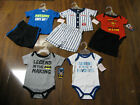8 Piece Lot of Baby Boys Spring Summer Clothes Size 6 9 Months NWT 6 9M New