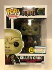 Suicide Squad Killer Croc GITD Exclusive Pop! Vinyl Figure #102 DC Funko 2016