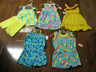 6 Piece Lot of Baby Girls Spring Summer Clothes Size 3 Toddler NWT 3T NEW