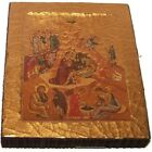 Nativity of our Lord small icon from Jerusalem top quality