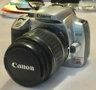 CANON EOS REBEL XTi DIGITAL CAMERA WITH EF S 18 55mm 135 56 LENS MUST SEE