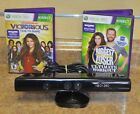 Microsoft Xbox 360 Kinect Sensor Bar w Biggest Loser  Nickelodeon Victorious