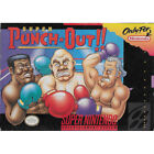Super Punch Out Boxing Super Nintendo SNES Game