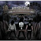 DIAMOND SINS - WELCOME TO THE FREAKSHOW [EP] NEW CD