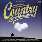 Various Artists - Country Heartbreakers - Various Artists CD WIVG The Fast Free