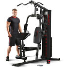 Marcy Eclipse HG3000 Compact Home Multi Gym Chest Press Lat Pull Arm Curl