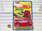 Lesney Matchbox MB17B 1972 THE LONDONER Red BERGER PAINTS BUS MetallicBrown Base