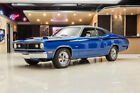 Plymouth Duster Rotisserie Restored! 340ci V8, 904 Torqueflite Automatic, Sure Grip, PS, Disc