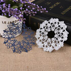 Hollow Flower Cutting Dies Stencil Scrapbooking Embossing Paper Card DIY Craft