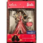 Hallmark 2017 Holiday African American Barbie Christmas Ornament Red 5.3