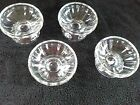 Vintage Pudding/Custard Dishes Set of Four