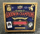 2016 UD Goodwin Champions Hobby Sealed Box Basketball Ben Simmons RC Auto?