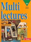 Multilectures, CE1, cycle 2, niveau 3. Cahier d'exercices von Gehin   Buch