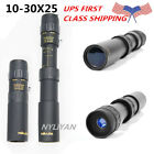 US Clear 10 30X25 Zoomable Optic Lens Monoculars Outdoor Telescopes for Sports