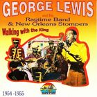 George Lewis - Walking With the King - George Lewis CD DFVG The Fast Free
