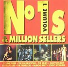Various - No 1s & Million Sellers I - Various CD XVVG The Fast Free Shipping