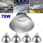 5X 70W LED High Bay Light Factory Warehouse Industrial Roof Shed Office Lighting