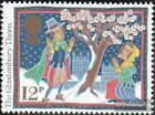 United Kingdom 1096 (complete issue) unmounted mint / never hinged 1986 christma