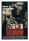 Oliver Stone 1946 autograph signed German CINEMA movie poster card 4x55