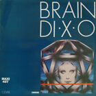 Brain Di·x·o Vinyl Single 12inch NEAR MINT clever