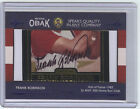 FRANK ROBINSON AUTO AUTOGRAPH CARD 20 50! HIS NUMBER 20! HALL OF FAME!