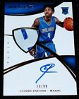 ELFRID PAYTON 14-15 IMMACULATE LETTER PATCH ON CARD AUTOGRAPH ROOKIE RC 70 99
