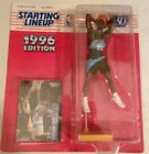 1996 Tyrone Hill Cleveland Cavaliers Rookie  STARTING LINEUP Kenner SLU
